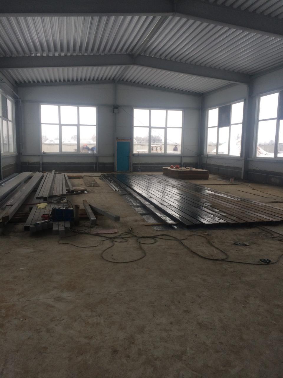 дрожжевой завод в слуцком районе - портфолио Котлоэнергосервис-СМУ